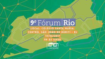 Fórum Rio, atividade puxada pela Associação Casa Fluminense