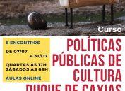 Curso de Políticas Públicas de Cultura – Duque de Caxias