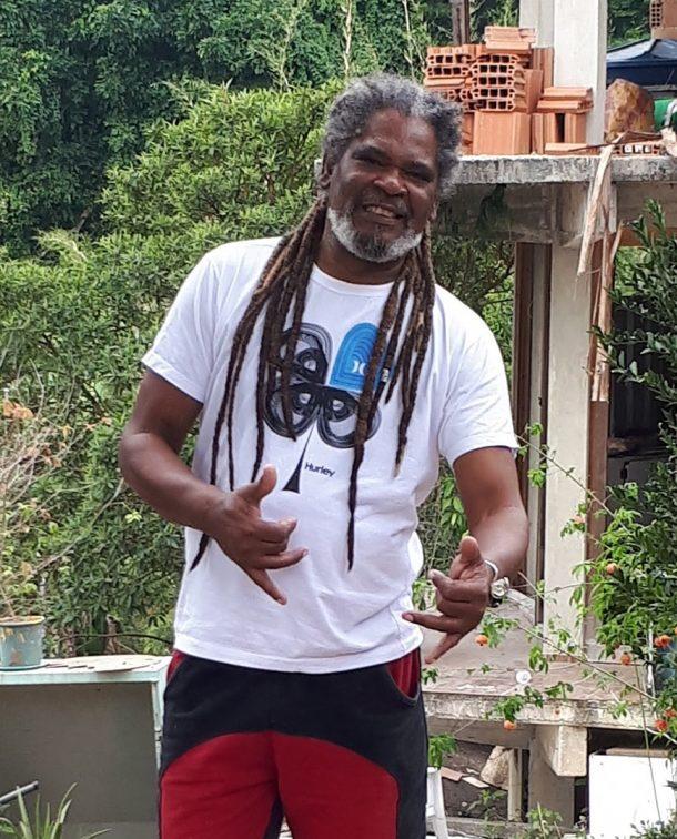 artista plástico Jamaica Neiva