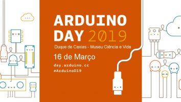 Arduíno Day em Caxias - Lurdinha Duque de Caxias