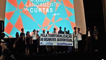 manifesto baixada filma - Cine Odeon - audiovisual da Baixada