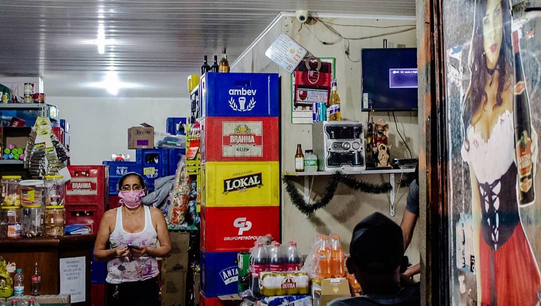 Bar da Marinalva Duque de Caxias - Foto Igor Freitas Lima