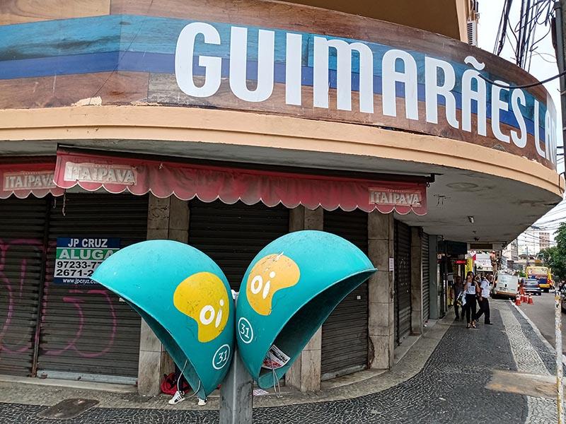 Bar Guimarães fecha as portas