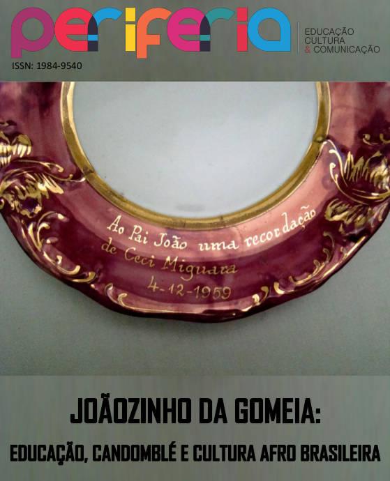 """Dossiê temático """"Joãozinho da Goméia: educação, candomblé e cultura afro brasileira"""