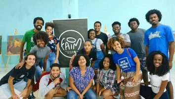FAIM - Festival de Artes de Imbariê