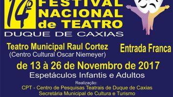 Festival Nacional de Teatro da Cidade de Duque de Caxias
