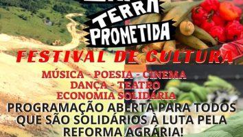 Festival Cultural Grita Terra Prometida