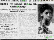 União do Centenário em 1936