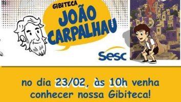 Gibiteca João Carpalhau