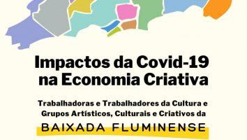 Impactos da Covid-19 na Economia Criativa da Baixada Fluminense