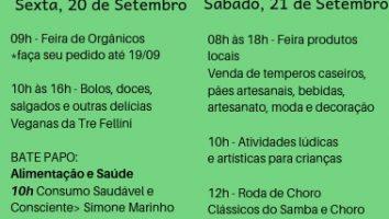Mantiquira Mercado Local completa um ano de atividades
