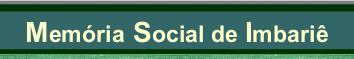 Memória Social de Imbariê