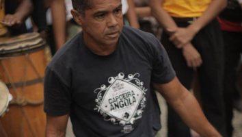 mestre peixe de caxias - grupo unificar de capoeira angola