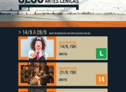 Sesc Caxias promove Mostra Regional de Artes Cênicas