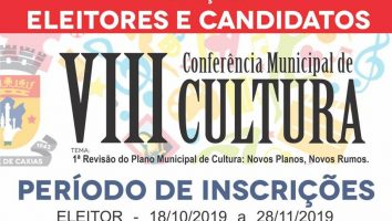 Oitava Conferência Municipal de Cultura de Duque de Caxias