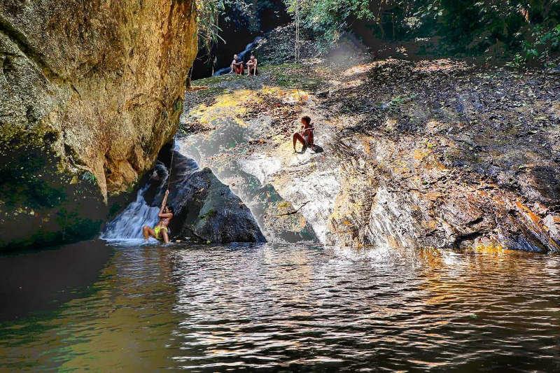 Parque Municipal da Taquara - Duque de Caxias