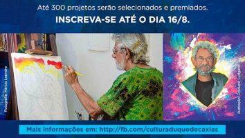 Prêmio Paullo Ramos de apoio emergencial ao setor da Cultura