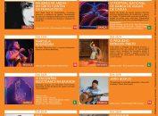 Programação de setembro do Teatro do Sesi Caxias