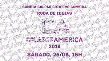 Roda de Ideias ColaborAmérica 2018