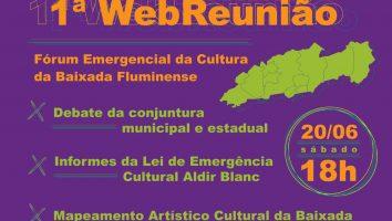 Fórum Emergencial Cultural da Baixada Fluminense